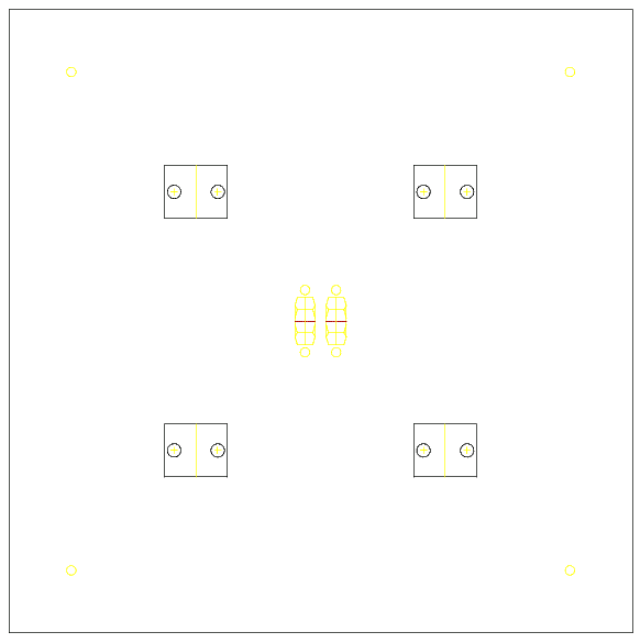 Y plate schematic